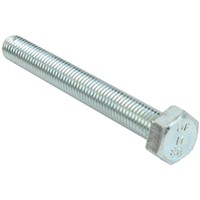 Hex Set Screws - High Tensile - BZP