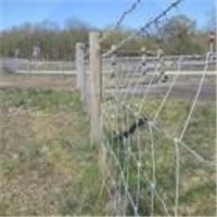 Stock Fence - Galvanised