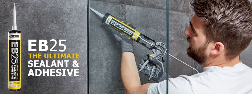 EB25 The Ultimate Sealant and Adhesive